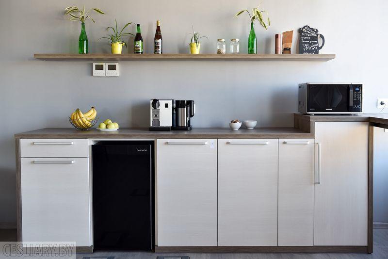 Кухня «Знічка» (офісны варыянт)