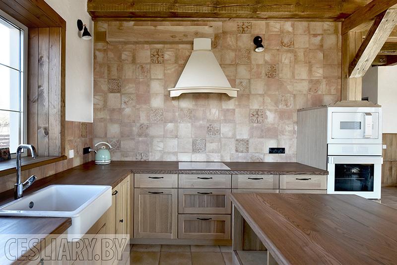 Кухня у Высокім