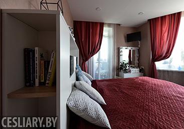 Кровать на улице Кольцова